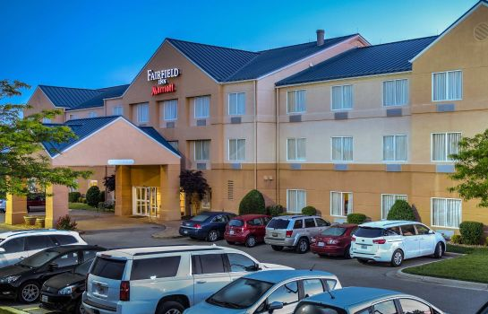 Außenansicht Fairfield Inn Fort Leonard Wood St. Robert