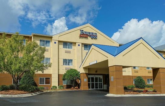 Außenansicht Fairfield Inn Tallahassee North/I-10