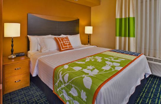 Zimmer Fairfield Inn & Suites Portland Airport