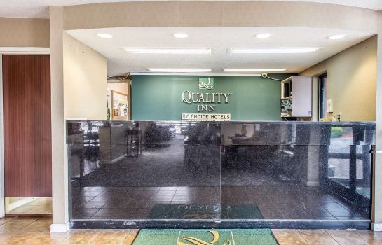 Hotelhalle Quality Inn Greenville near University