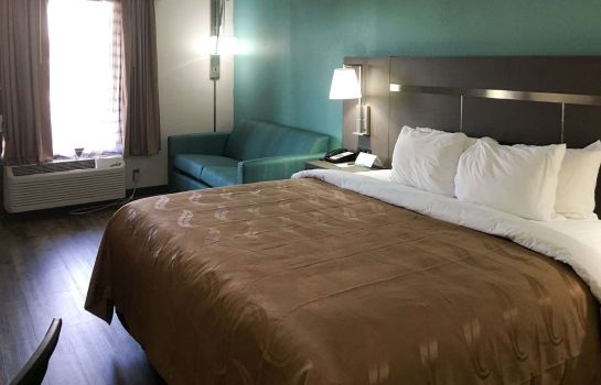 Suite Quality Inn Greenville near University