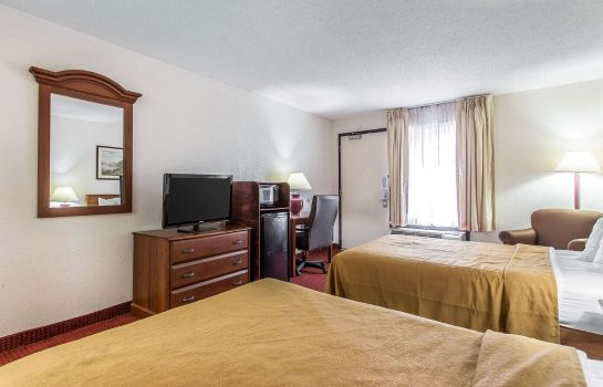 Zimmer Quality Inn Greenville near University