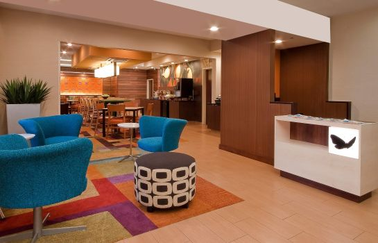 Hotelhalle Fairfield Inn Philadelphia Airport