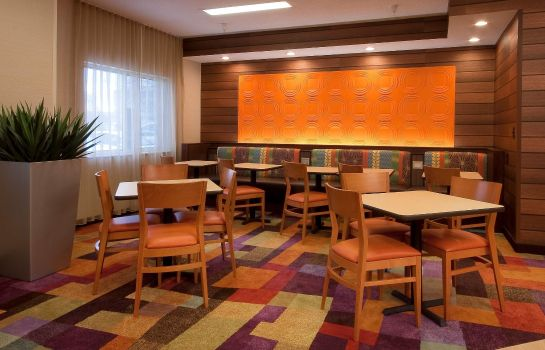 Restaurant Fairfield Inn Philadelphia Airport