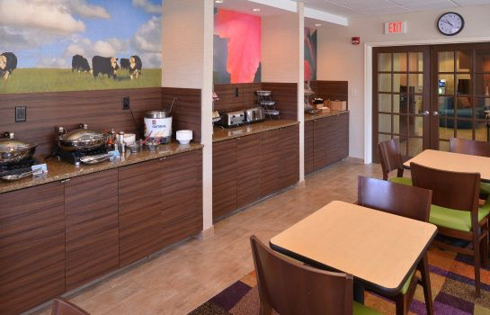 Restaurant Fairfield Inn & Suites Mt. Laurel
