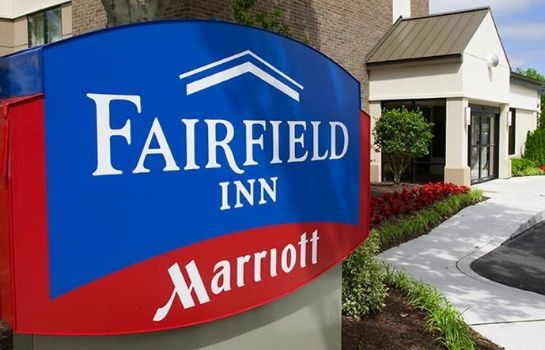 Außenansicht Fairfield Inn Philadelphia Valley Forge/King of Prussia