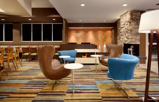 Hotelhal Fairfield Inn Philadelphia Valley Forge/King of Prussia