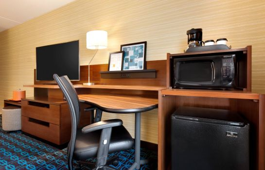 Kamers Fairfield Inn Philadelphia Valley Forge/King of Prussia