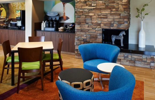 Hotelhalle Fairfield Inn Port Huron