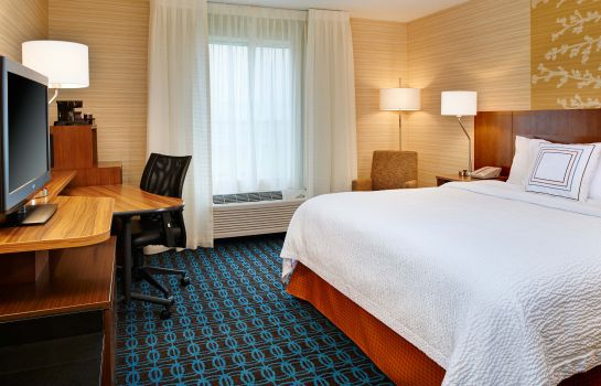 Zimmer Fairfield Inn Port Huron
