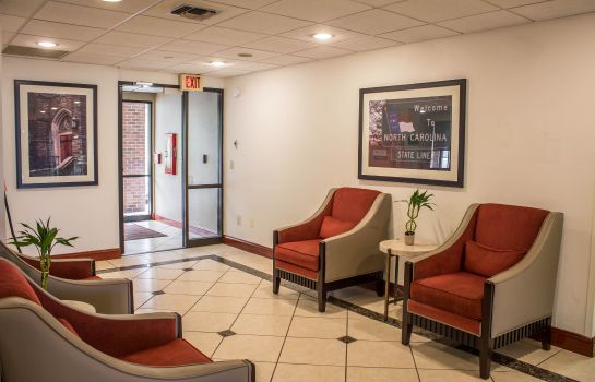 Hotelhalle Comfort Inn Research Triangle Park