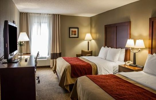 Zimmer Comfort Inn Research Triangle Park