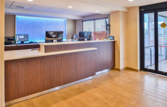 Hotelhalle Fairfield Inn Rochester Airport