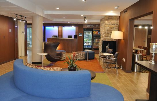 Hotelhalle Fairfield Inn & Suites Fort Myers Cape Coral