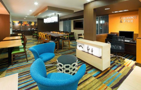 Hall Fairfield Inn & Suites San Antonio Airport/North Star Mall
