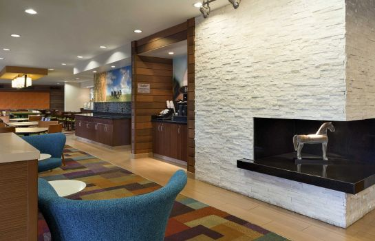 Hotelhalle Fairfield Inn & Suites Branson