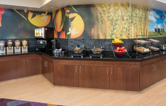 Restaurant Fairfield Inn & Suites Branson