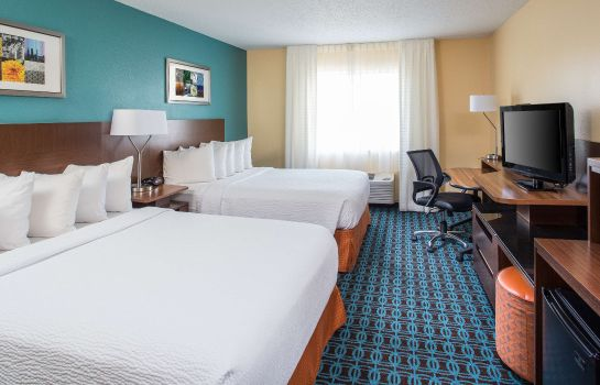 Zimmer Fairfield Inn & Suites Branson