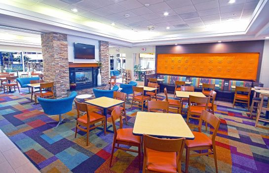Restaurant Fairfield Inn & Suites San Jose Airport