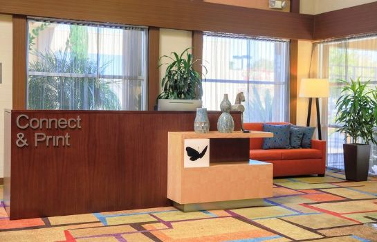 Info Fairfield Inn & Suites San Jose Airport