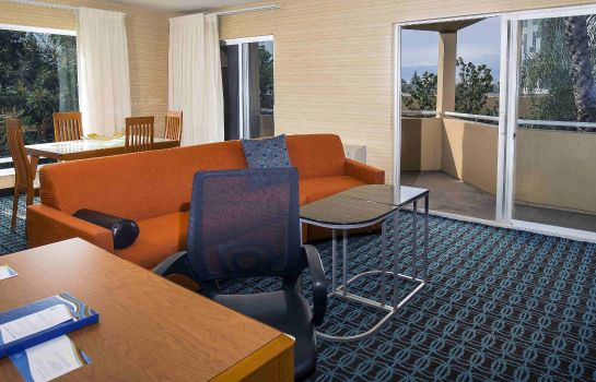 Zimmer Fairfield Inn & Suites San Jose Airport