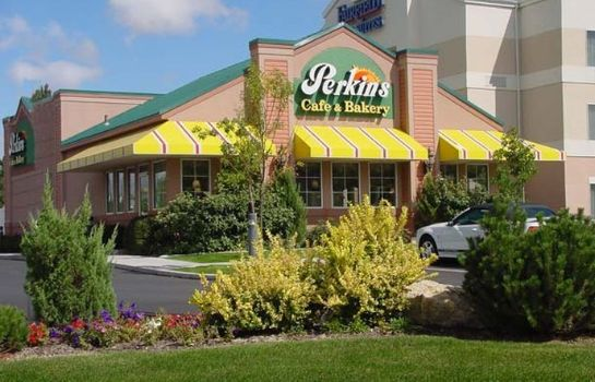 Restaurant Fairfield Inn & Suites Salt Lake City Airport