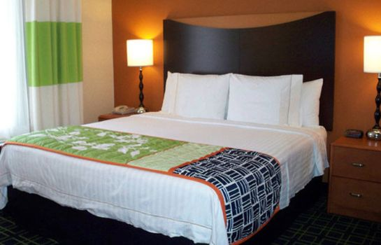 Zimmer Fairfield Inn & Suites Salt Lake City Airport