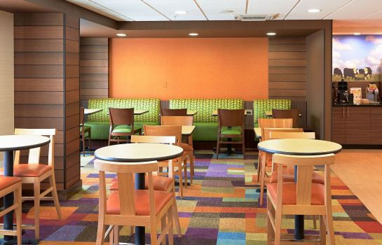 Restaurant Fairfield Inn & Suites Salt Lake City South