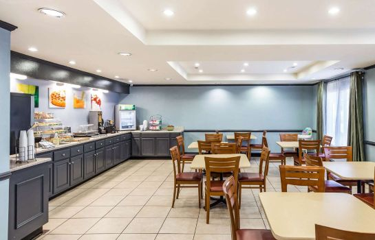 Restaurant Quality Inn & Suites Spartanburg
