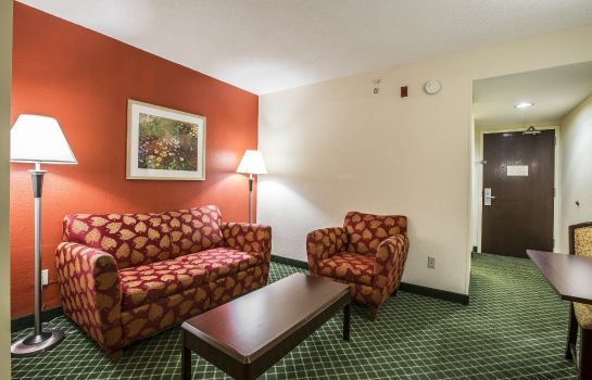Suite Quality Inn & Suites Spartanburg