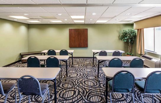 Conference room Quality Inn & Suites Spartanburg