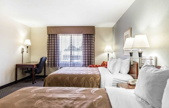 Room Quality Inn & Suites Spartanburg
