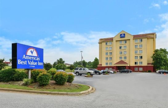 Vista exterior BEST WESTERN PLUS SPARTANBURG