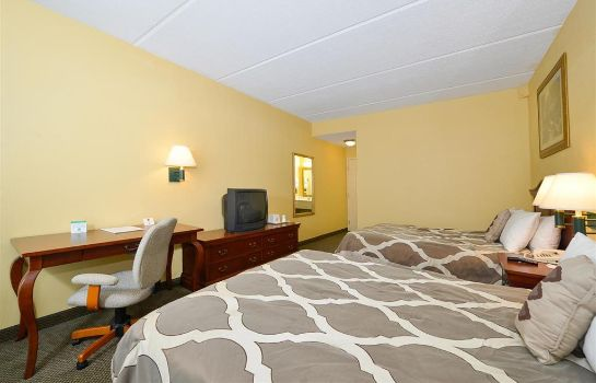 Habitación BEST WESTERN PLUS SPARTANBURG