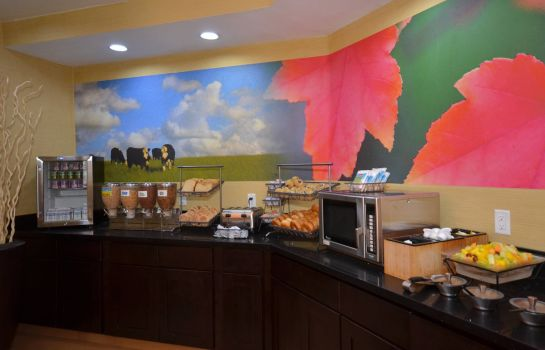 Restaurant Fairfield Inn Springfield