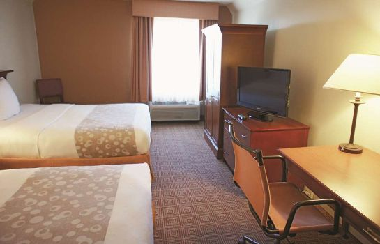 Zimmer La Quinta Inn and Suites Stamford / New York City