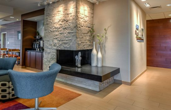 Hotelhalle Fairfield Inn Fort Leonard Wood St. Robert