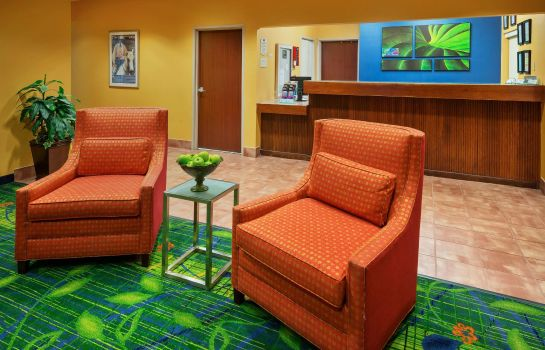 Hotelhalle Fairfield Inn Tuscaloosa