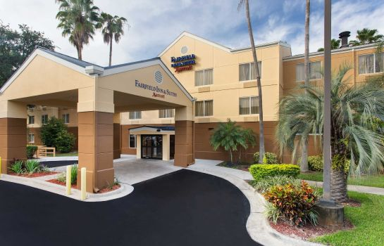 Außenansicht Fairfield Inn & Suites Tampa Brandon