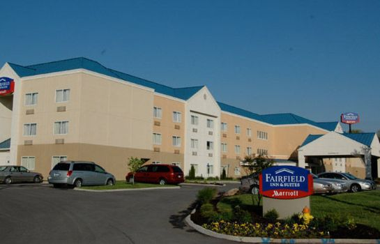 Außenansicht Fairfield Inn & Suites Knoxville/East