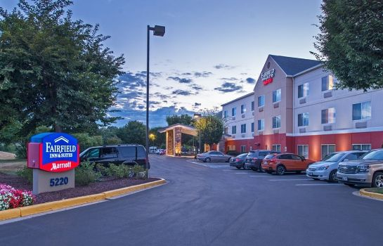 Exterior view Fairfield Inn & Suites Frederick