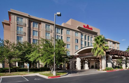 Außenansicht Austin Marriott South