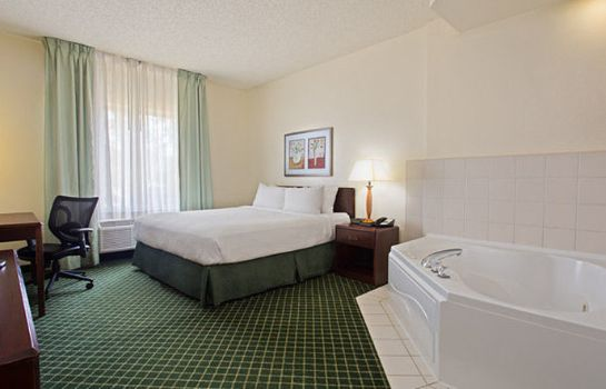 Zimmer Fairfield Inn & Suites Tampa Brandon