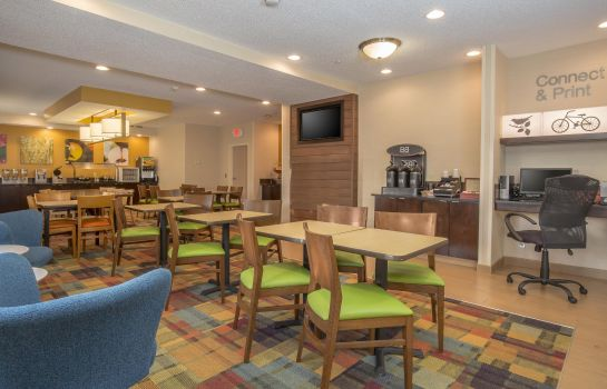 Hotelhalle Fairfield Inn Tulsa Woodland Hills