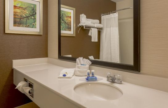 Zimmer Fairfield Inn Tulsa Woodland Hills