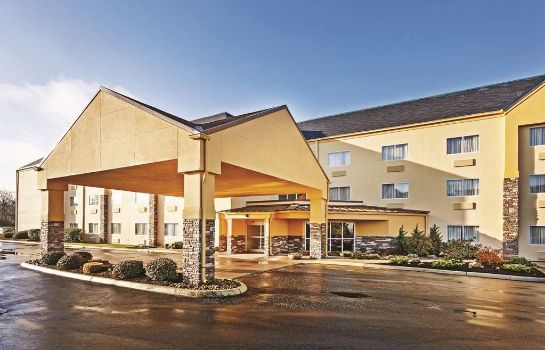 Vista esterna La Quinta Inn & Suites Knoxville Airport