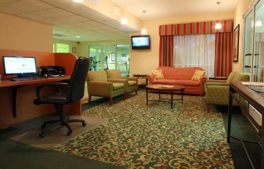Hotelhalle La Quinta Inn & Suites Knoxville Airport