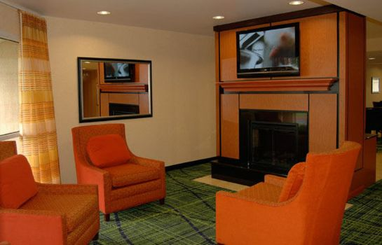 Hotelhalle Fairfield Inn & Suites Knoxville/East