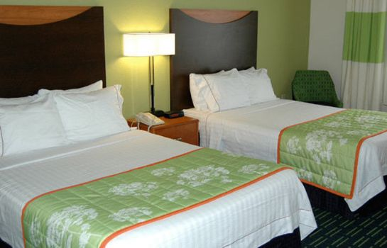 Zimmer Fairfield Inn & Suites Knoxville/East