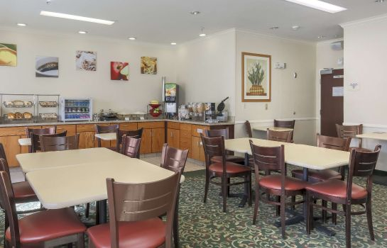 Restaurant Fairfield Inn Visalia Sequoia